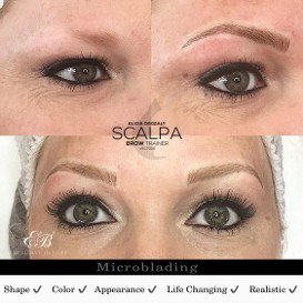Exclusive Beauty   Microblading & Eyelash Extensions